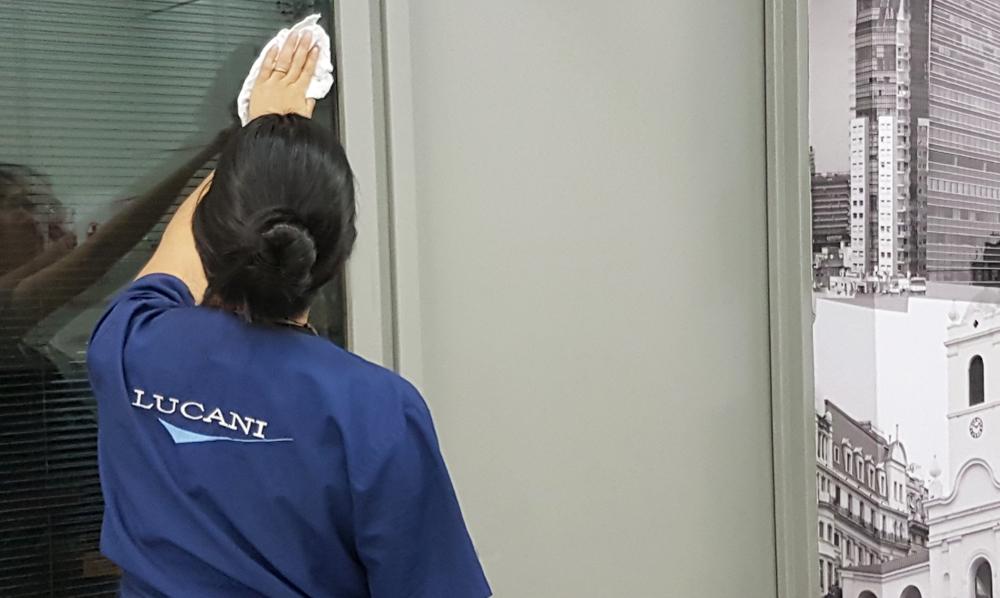 Lucani | Servicio de limpieza integral